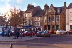 Duns Town Square