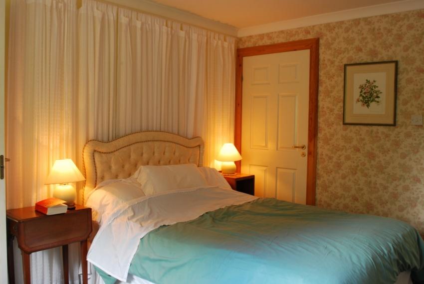 River Suite bedroom
